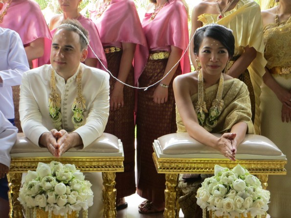 Thai marriage customs